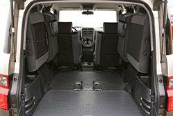 Honda Element Popup Camper Honda Element Interior
