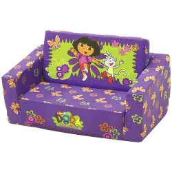 Dora the Explorer: Flip out Sofa